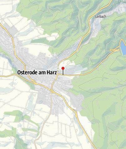 Karte / Pension Tiroler Stuben