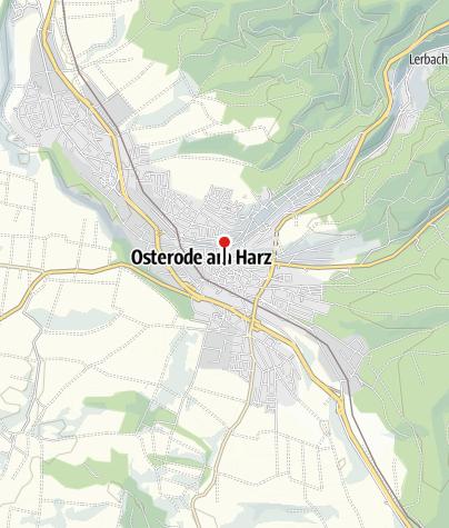 Karte / Ferienwohnung Seidel