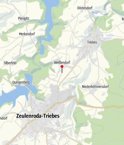 Karte / Gaststätte Turnerheim Weißendorf