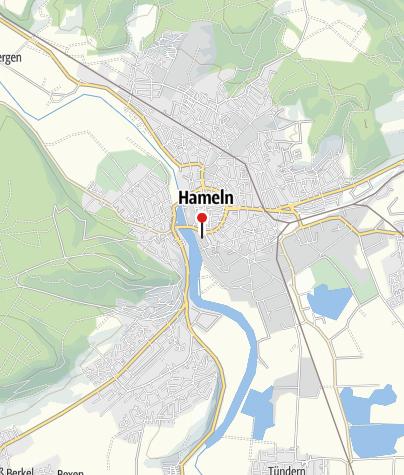 Karte / Öffentliche Toilette, Hameln