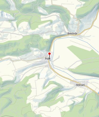 Karte / Öffentliche Toilette, Polle