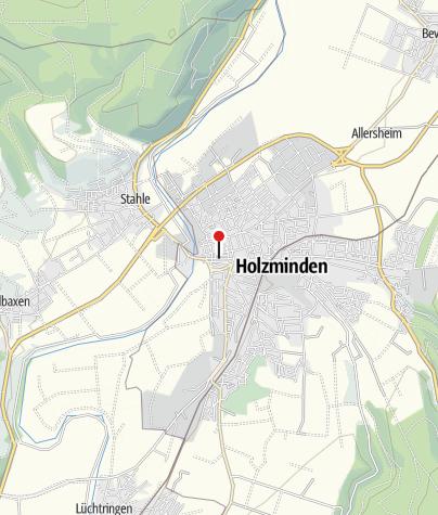 Karte / Öffentliche Toilette, Holzminden