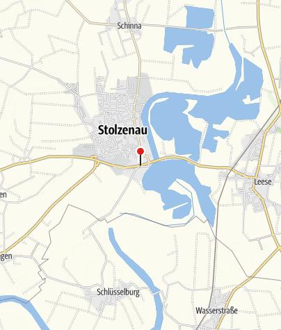 Karte / Öffentliche Toilette, Mittelweser