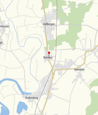 Karte / Öffentliche Toilette, Heemsen