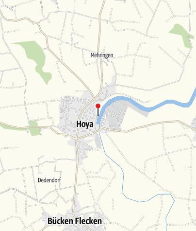 Karte / E-Bike Ladestation, Hoya