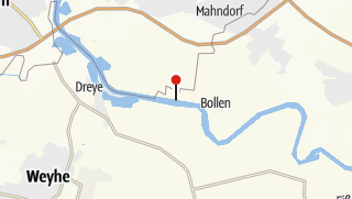 Karte / E-Bike Ladestation, Achim