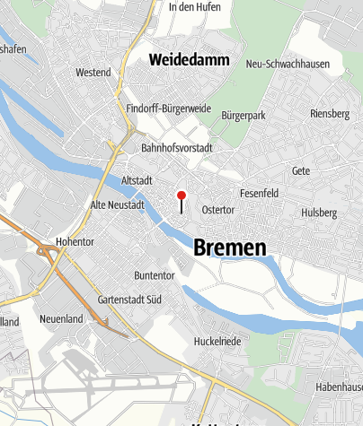 Karte / E-Bike Ladestation Bremen