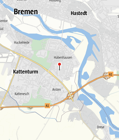 Karte / Fahrrad-Studio Büsselmann
