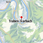Map / Discover the Moselle trail - experience Traben-Trarbach