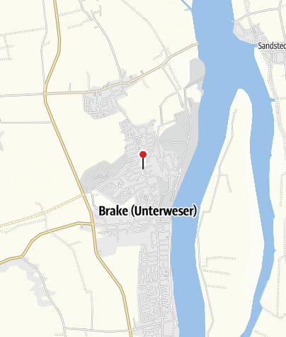 Karte / Fahrrad Gruß
