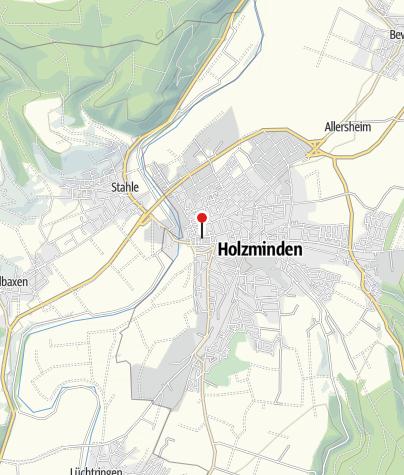 Karte / E-Bike Ladestation, Holzminden