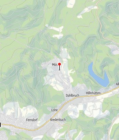 Map / Stahlbergmuseum Müsen