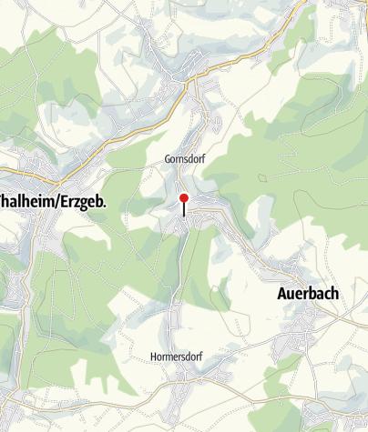 Karte / Gästehaus am Badberg