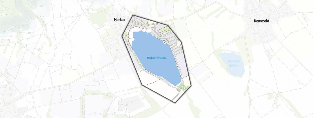 Map / Markazi-víztározó