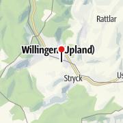 Karte / Tourist-Information Willingen