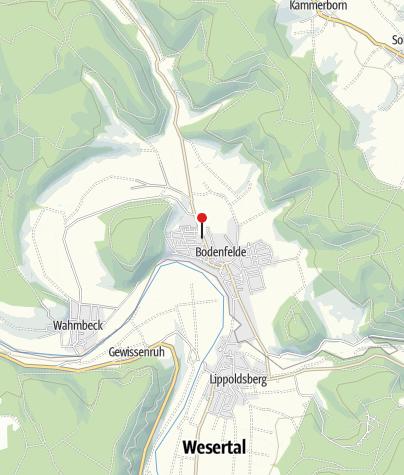 Karte / Gemeindeverwaltung Bodenfelde