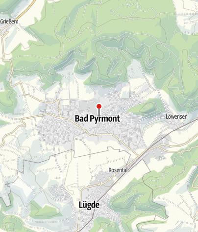 Karte / Dr. Kai Bodien
