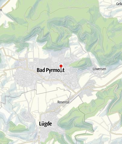 Karte / Dr. Jörg-D. Meckelburg