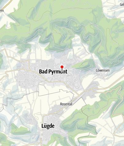 Karte / Dr. Dorit Behrens
