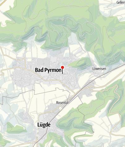 Karte / Dr. Anette Koch