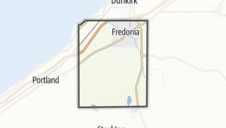 Karte / Pomfret