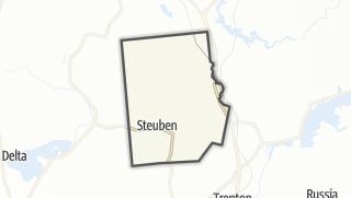 Karte / Steuben