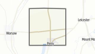 Karte / Perry