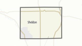 Karte / Sheldon