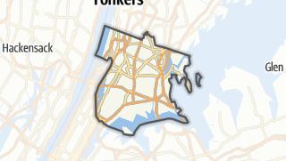 Karte / Bronx