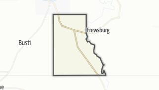Karte / Kiantone