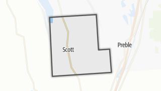 Karte / Scott