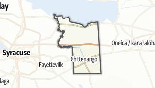 Karte / Sullivan