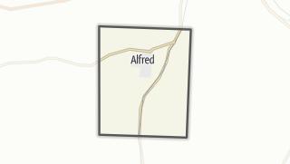 Karte / Alfred