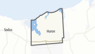 Karte / Huron