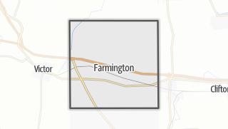 Karte / Farmington