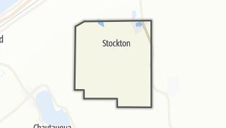 Karte / Stockton