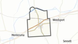 Karte / Mentz