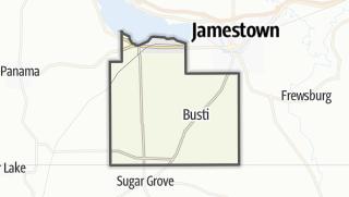 Karte / Busti
