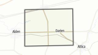 Karte / Darien
