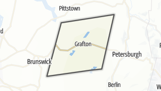 Karte / Grafton