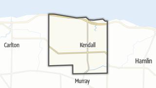 Karte / Kendall