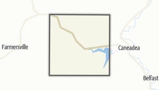 Karte / Rushford