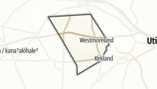 Karte / Westmoreland
