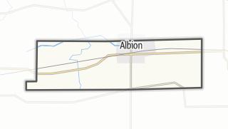 Karte / Albion
