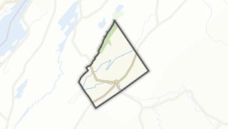 Karte / Gouverneur