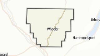 Karte / Wheeler