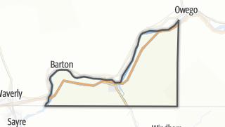 Karte / Nichols