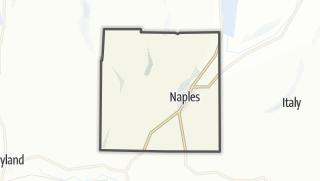 Karte / Naples