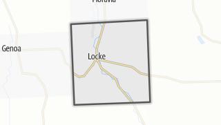 Karte / Locke