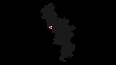 Karte / Flugplatz Bad Pyrmont